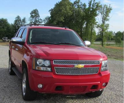 2012 Chevrolet Avalanche for sale at Lost Cause Customs in Poplar Bluff MO