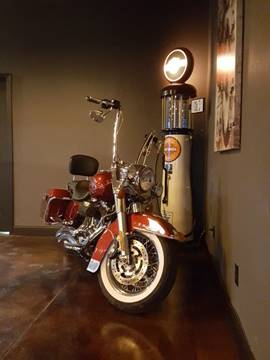 2009 Harley-Davidson Flhr road king for sale at Lost Cause Customs in Poplar Bluff MO