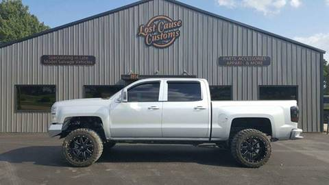 2014 Chevrolet Silverado 1500 for sale at Lost Cause Customs in Poplar Bluff MO
