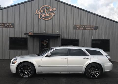 2005 Dodge Magnum for sale at Lost Cause Customs in Poplar Bluff MO