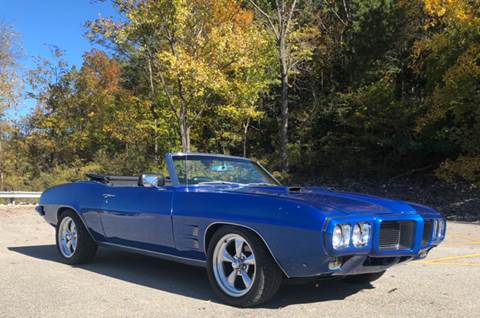 1969 Pontiac Firebird for sale in Poplar Bluff, MO
