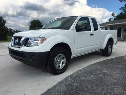 2015 Nissan Frontier for sale in Moody, AL
