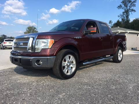 2010 Ford F-150 for sale in Moody, AL