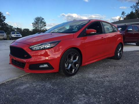 2016 Ford Focus for sale in Moody, AL
