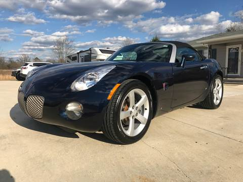 2006 Pontiac Solstice for sale in Moody, AL
