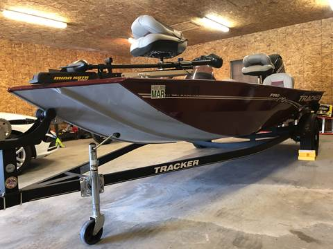 2017 Tracker Pro 170 for sale in Moody, AL