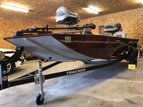 2017 Tracker Pro 170 for sale in Moody, AL