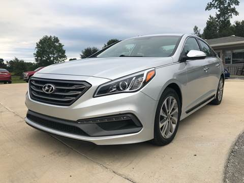 2016 Hyundai Sonata for sale in Moody, AL