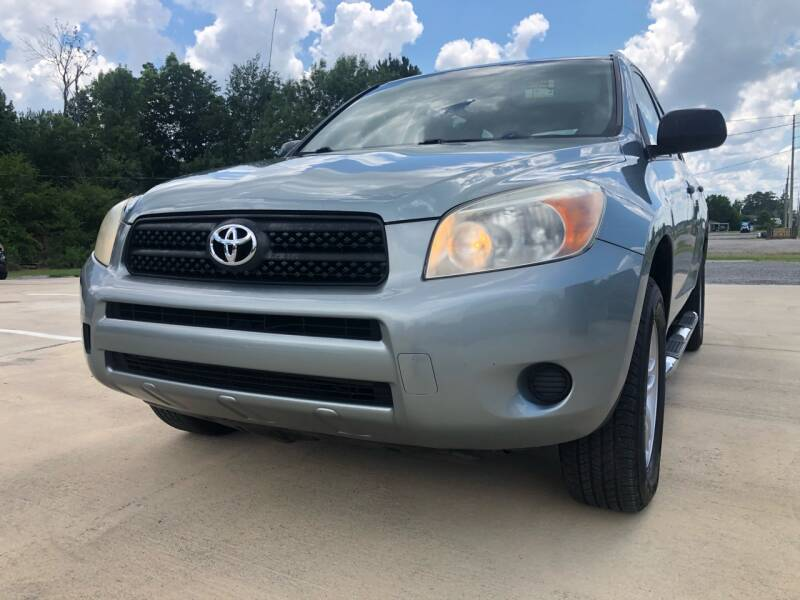 2008 Toyota RAV4 for sale at A&C Auto Sales in Moody AL