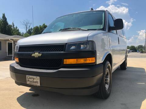2018 Chevrolet Express Cargo for sale at A&C Auto Sales in Moody AL