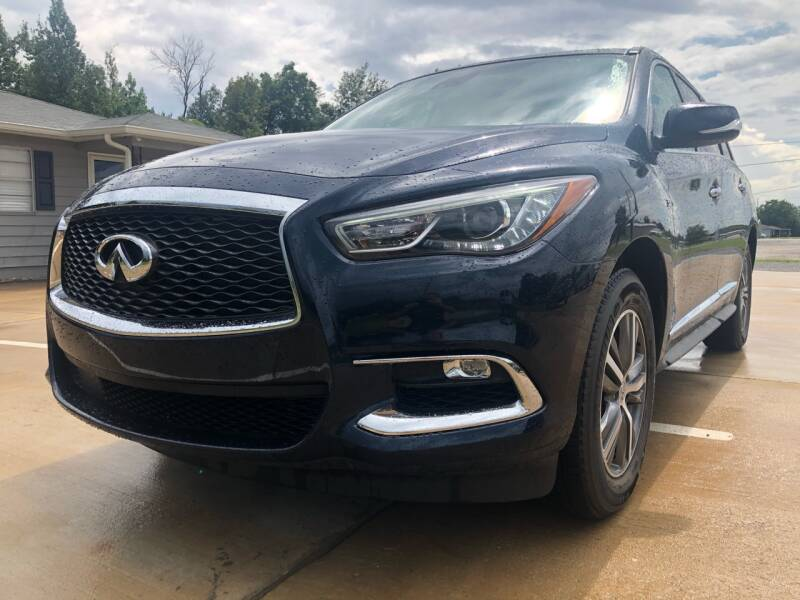 2020 Infiniti QX60 for sale at A&C Auto Sales in Moody AL