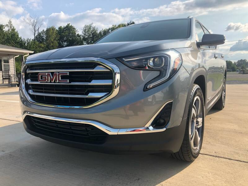 2020 GMC Terrain for sale at A&C Auto Sales in Moody AL