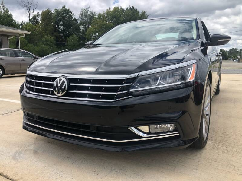 2018 Volkswagen Passat for sale at A&C Auto Sales in Moody AL