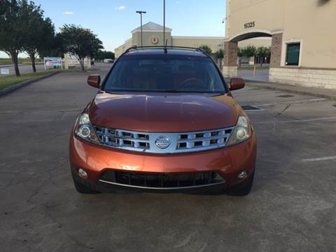 2005 Nissan Murano for sale in Houston, TX