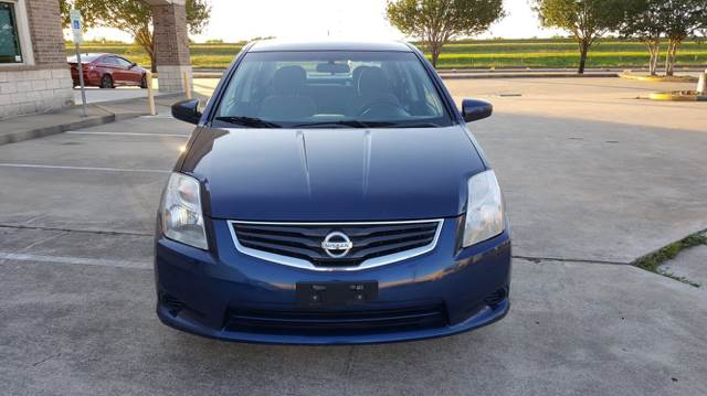 2012 Nissan Sentra For Sale At West Oak Lu0026M In Houston TX