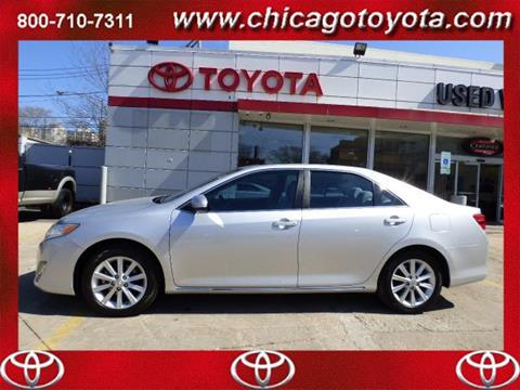 2013 Toyota Camry for sale in Chicago, IL