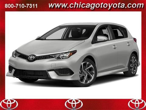 2017 Toyota Corolla iM for sale in Chicago IL