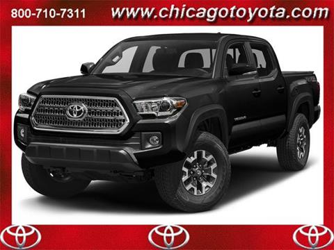2017 Toyota Tacoma for sale in Chicago IL