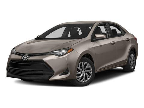 2017 Toyota Corolla for sale in Chicago IL