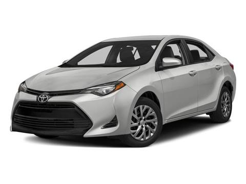 2017 Toyota Corolla for sale in Chicago IL
