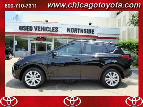 2015 Toyota RAV4 for sale in Chicago IL