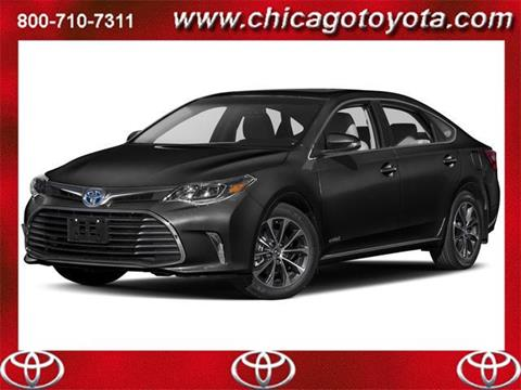 2018 Toyota Avalon Hybrid for sale in Chicago IL