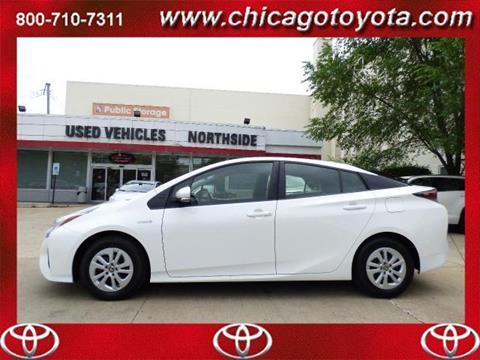 2016 Toyota Prius for sale in Chicago IL