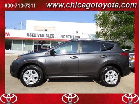 2014 Toyota RAV4 for sale in Chicago IL