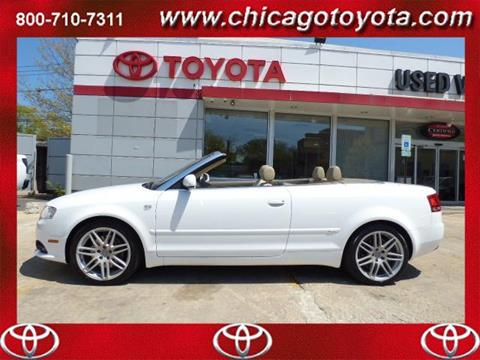 2009 Audi A4 for sale in Chicago IL