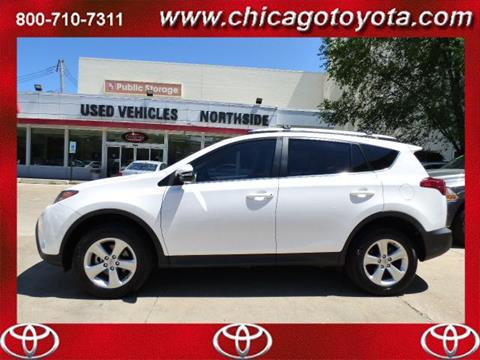 2013 Toyota RAV4 for sale in Chicago IL