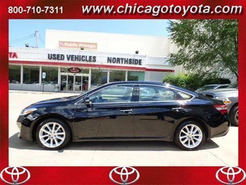 2014 Toyota Avalon for sale in Chicago IL