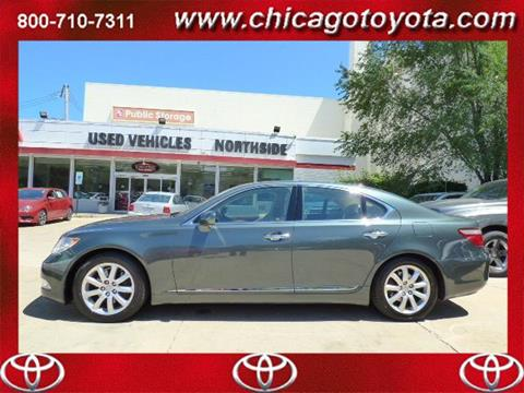 2007 Lexus LS 460 for sale in Chicago IL