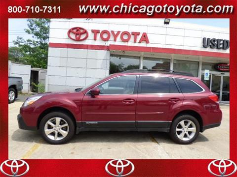 2013 Subaru Outback for sale in Chicago IL