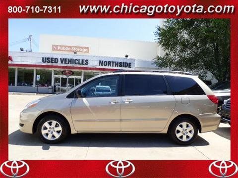 2010 Toyota Sienna for sale in Chicago IL