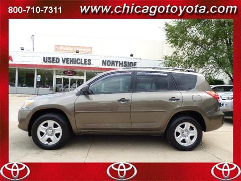2011 Toyota RAV4 for sale in Chicago IL