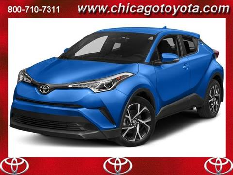2018 Toyota C-HR for sale in Chicago IL