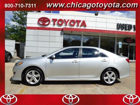 2013 Toyota Camry for sale in Chicago IL