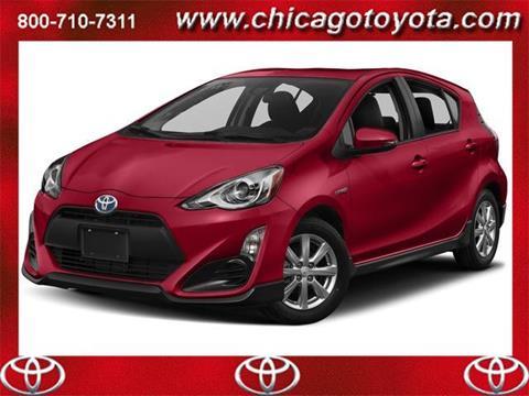2018 Toyota Prius c for sale in Chicago IL
