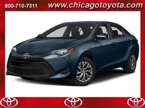 2018 Toyota Corolla for sale in Chicago IL