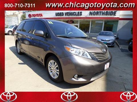 2011 Toyota Sienna for sale in Chicago IL