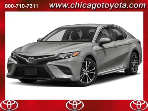 2018 Toyota Camry for sale in Chicago IL