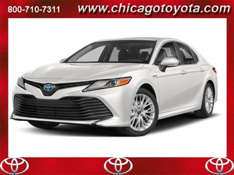 2018 Toyota Camry Hybrid for sale in Chicago IL