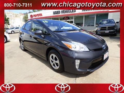 2015 Toyota Prius for sale in Chicago IL
