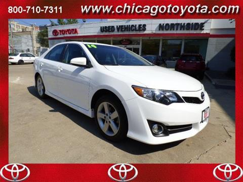 2014 Toyota Camry for sale in Chicago IL