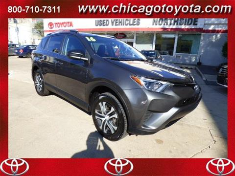 2016 Toyota RAV4 for sale in Chicago IL