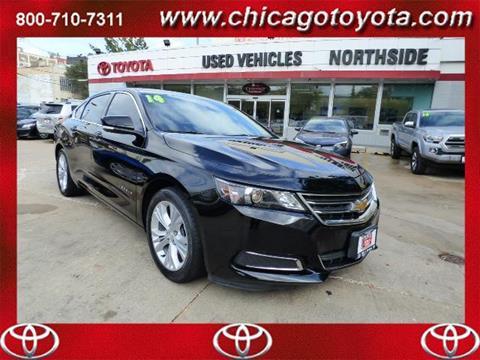 2014 Chevrolet Impala for sale in Chicago IL