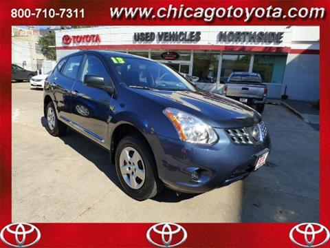 2013 Nissan Rogue for sale in Chicago IL