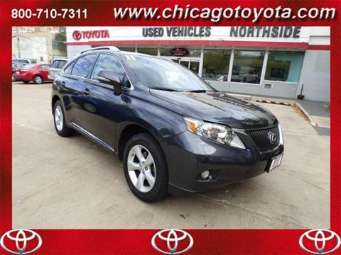 2011 Lexus RX 350 for sale in Chicago IL