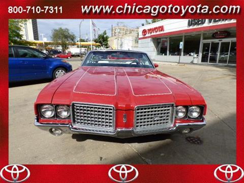 1972 Oldsmobile Cutlass Supreme for sale in Chicago IL