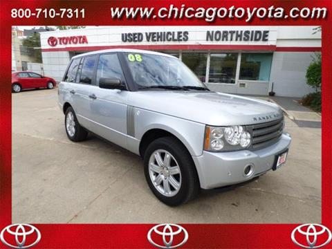 2008 Land Rover Range Rover for sale in Chicago IL
